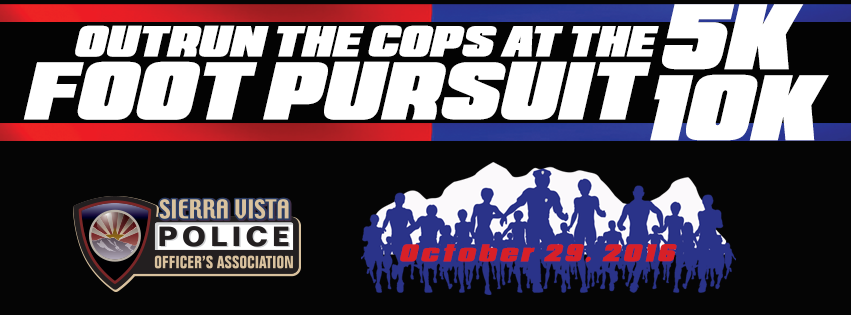 Foot Pursuit 2016 Banner